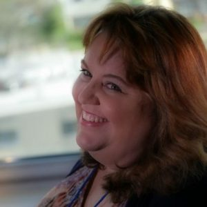 Tina Grimsley, Technology Manager