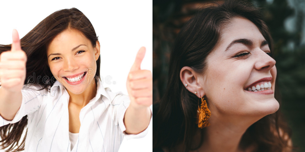 Try to avoid using plain stock images, see the difference.