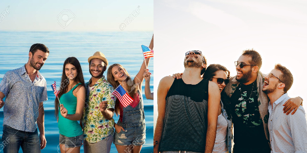 Examples for how to use more natural body images so people feel more connected to your photos.