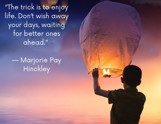 motivational quotes, boy holding lantern