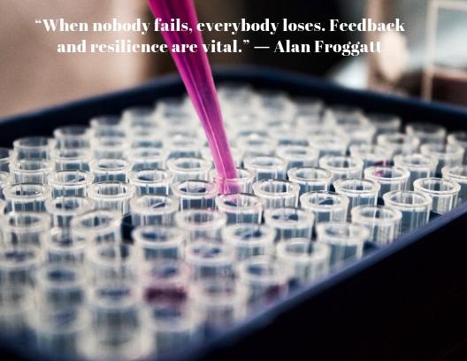 resilience quotes Alan Froggatt