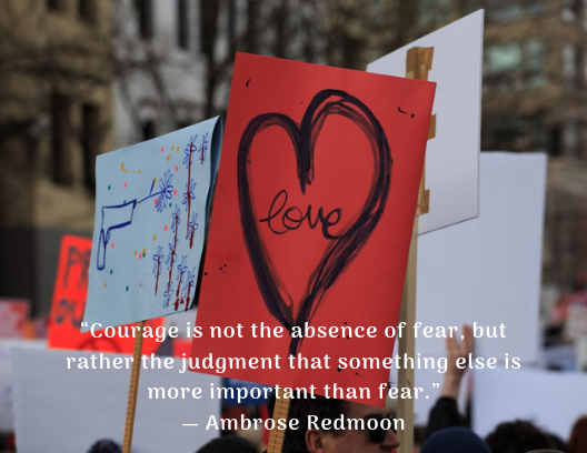 quote about resilience Ambrose Redmoon