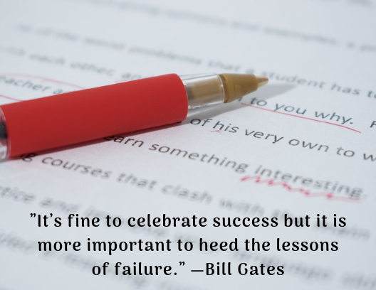 quotes about resilience Bill Gates