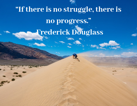 resilience quotes Frederick Douglass