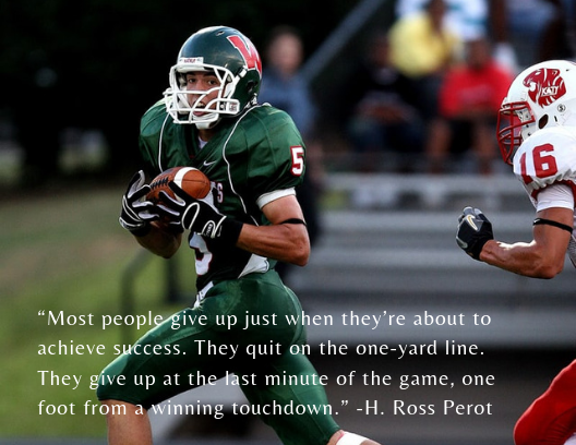 resilience quotes H. Ross Perot