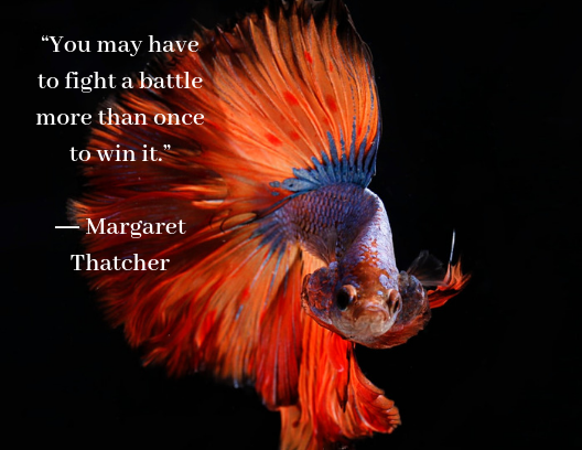 quotes about resilience Margaret Thatcher