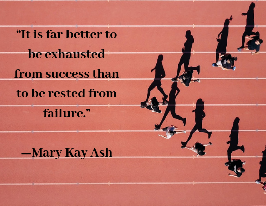 quotes about resilience Mary Kay Ash