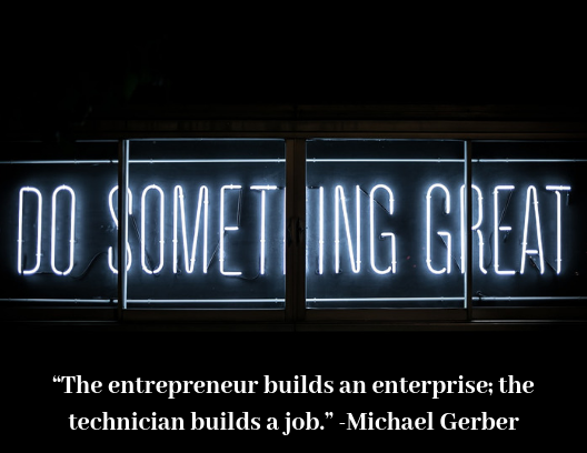 resilience quotes Michael Gerber