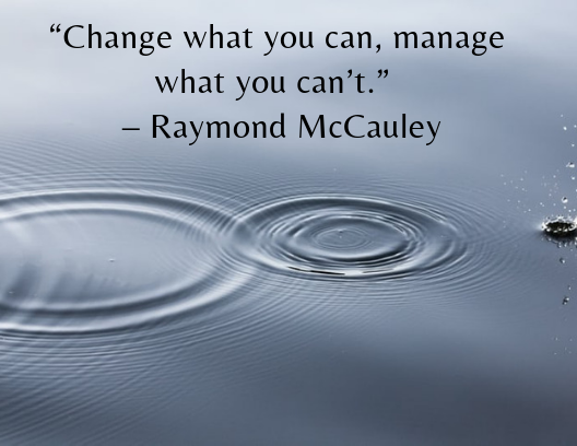 resilience quote Raymond McCauley