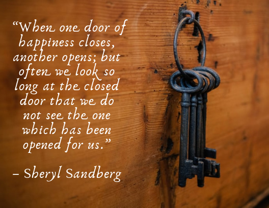 quotes about resilience Sheryl Sandberg