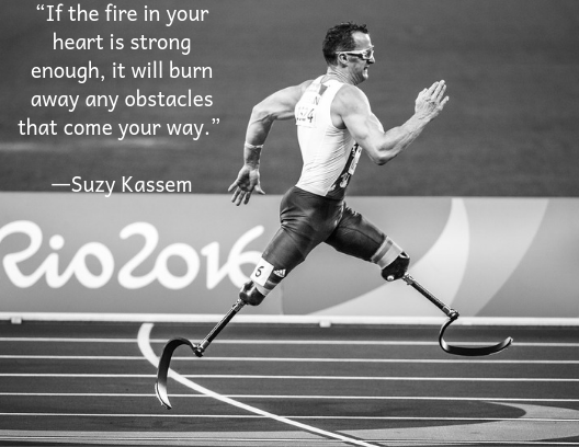 quotes about resilience Suzy Kassem