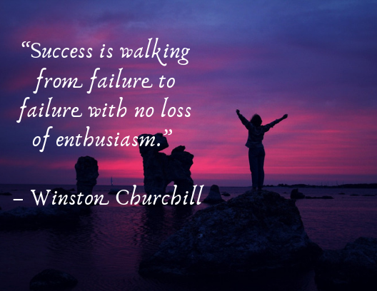 resilience quote Winston Churchill