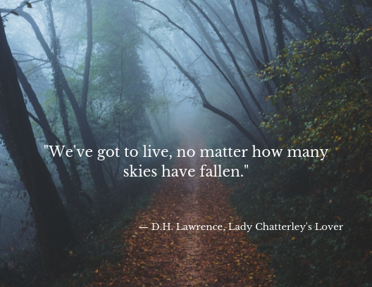mental health quotes, D.H. Lawrence