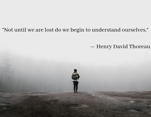 mental health quotes, Henry David Thoreau