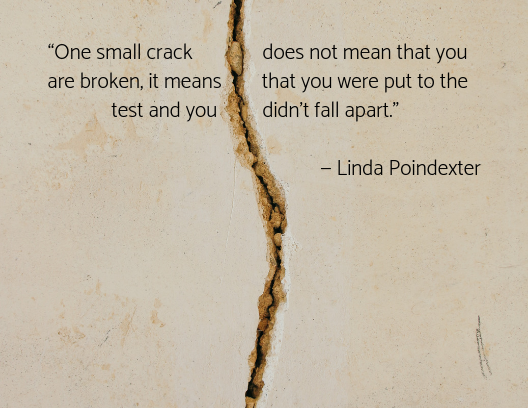 mental health quotes, Linda Poindexter