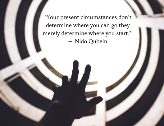 mental health quotes, Nido Qubein