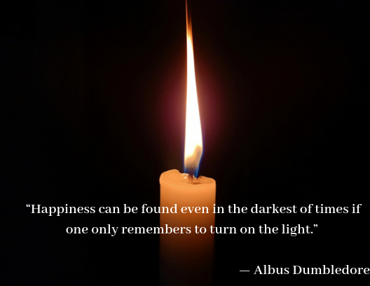 mental health quotes, Albus Dumbledore