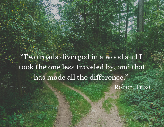 mental health quotes, Robert Frost