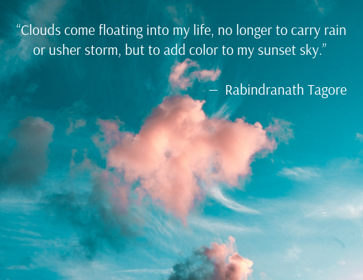 mental health quotes, Rabindranath Tagore