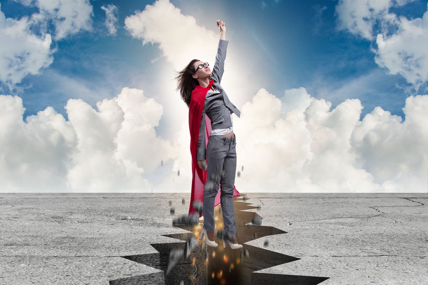 Overcoming fear by stepping into your power and building your resilience.